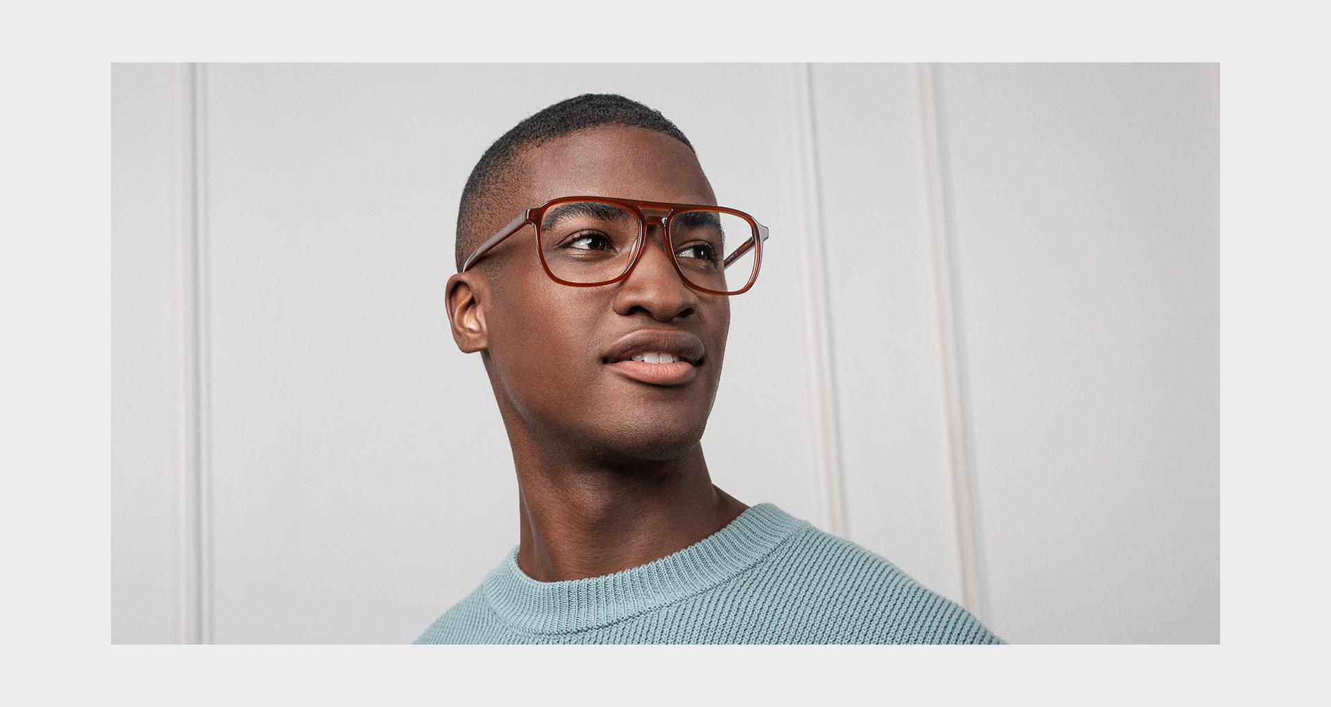 óculos para nariz ponto de incômodo