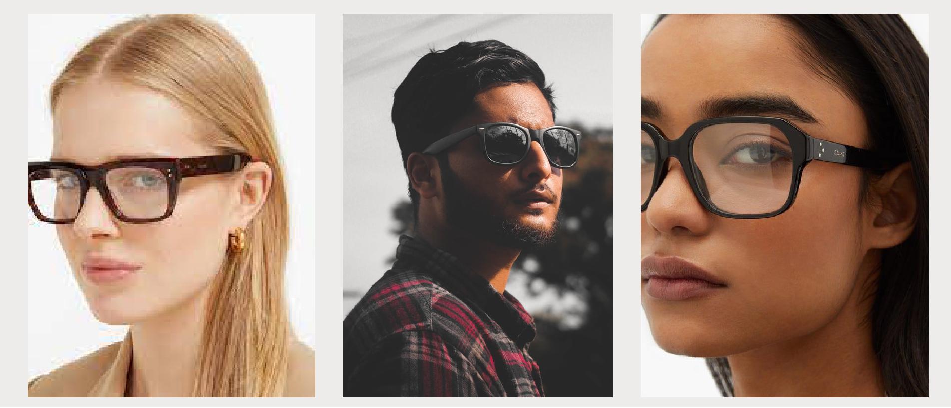 como escolher os seus óculos