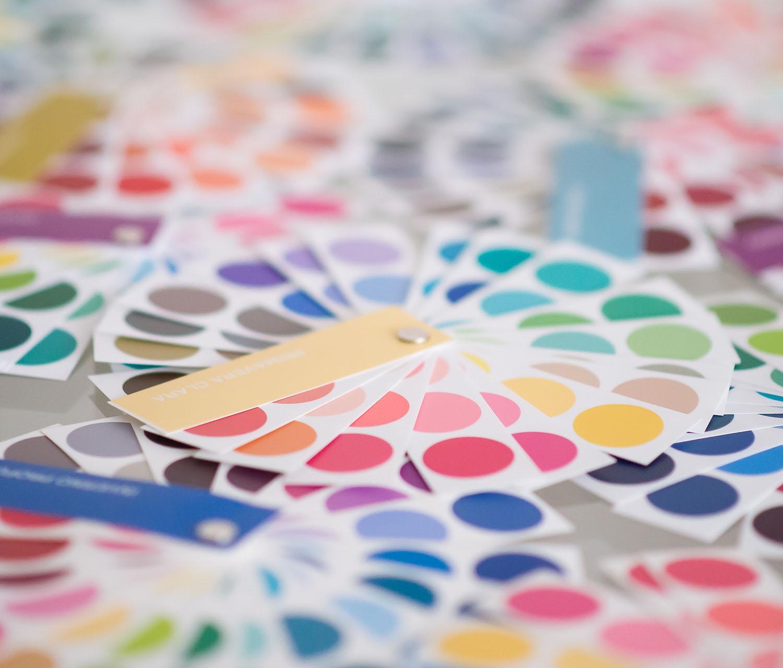 Perfis comportamentais x coloração pessoal